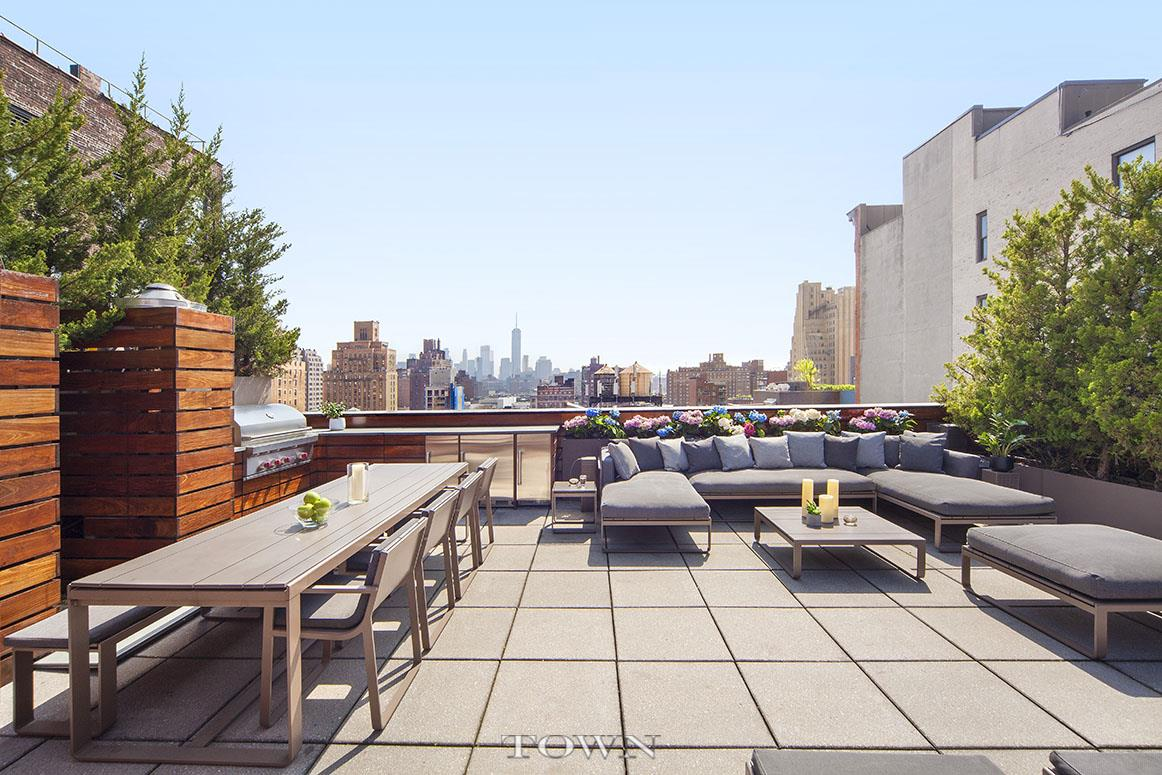 Condominium for Rent at The Campiello Collection, 224 West 18th Street, #ph-B 224 West 18th Street New York, New York 10011 United States
