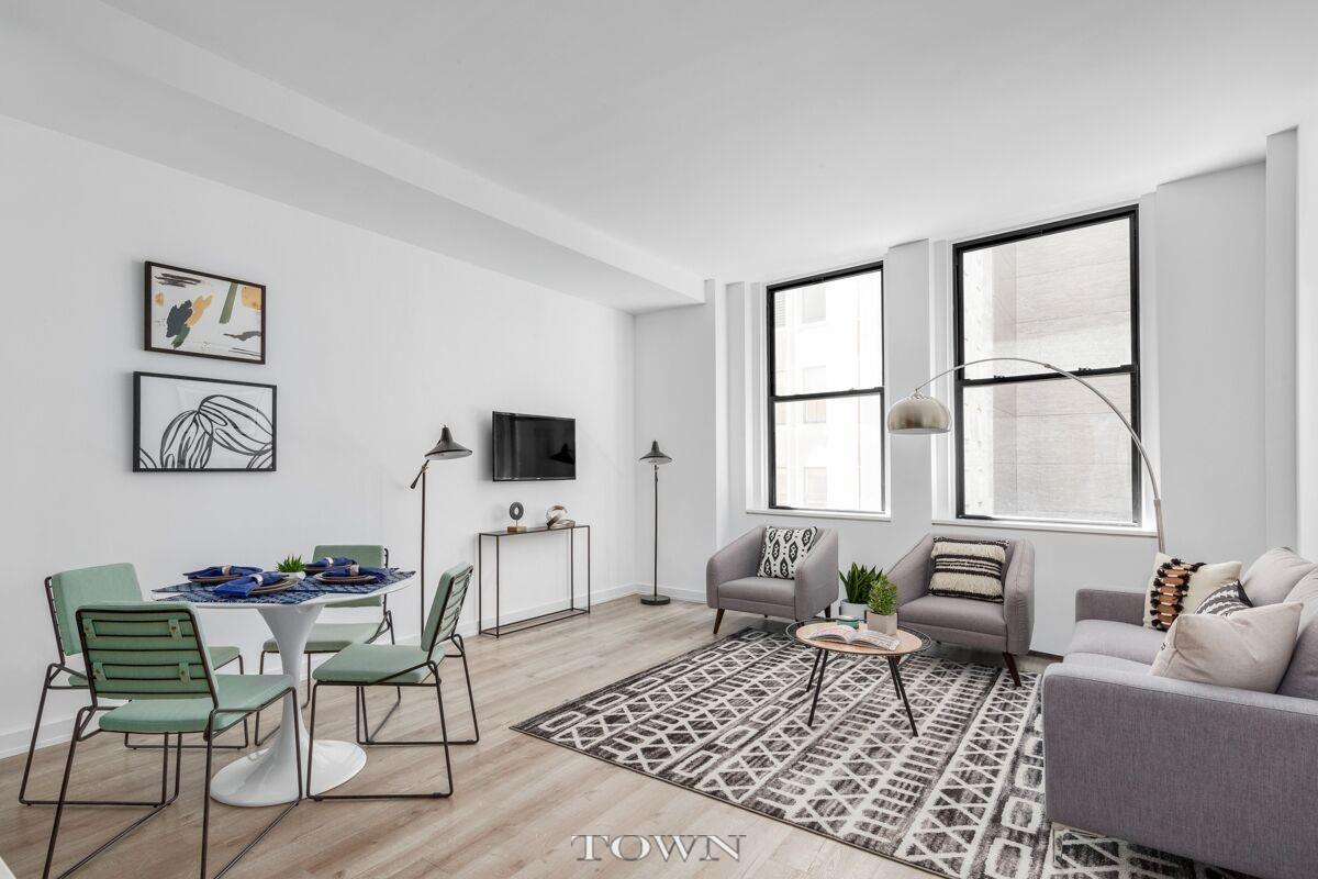 Rentals for Rent at 1 Dutch Street, #2-B 1 Dutch Street New York, New York 10038 United States