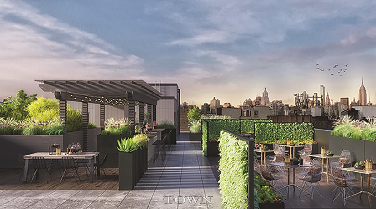 Condominium for Sale at Liberty Toye, 62 Avenue B, #6-D 62 Avenue B New York, New York 10009 United States