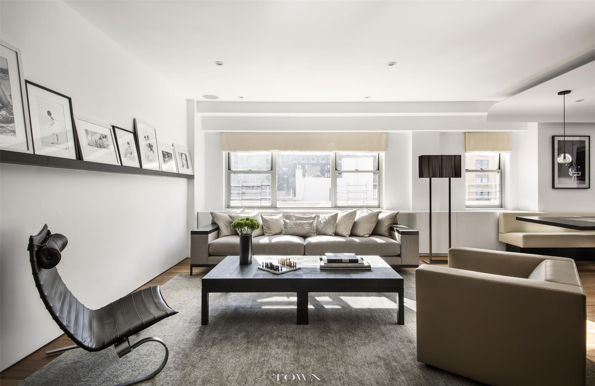 Co-op for Sale at The Parc, 55 East 87th Street, #9-Fgh 55 East 87th Street New York, New York 10128 United States