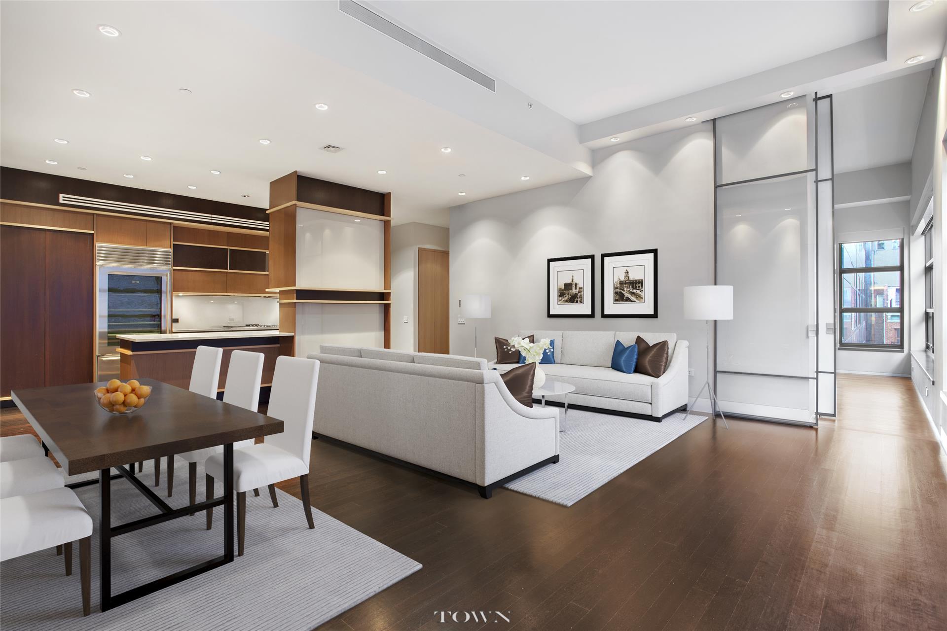 Condominium for Sale at 40 Mercer Street, #21 40 Mercer Street New York, New York 10013 United States