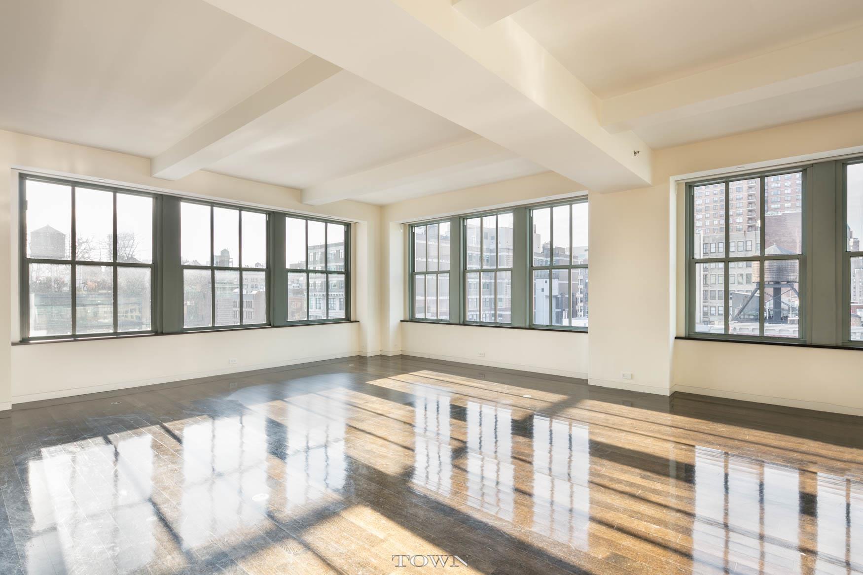 Condominium for Rent at The Carl Fischer Buildings, 62 Cooper Square, #10-B 62 Cooper Square New York, New York 10003 United States