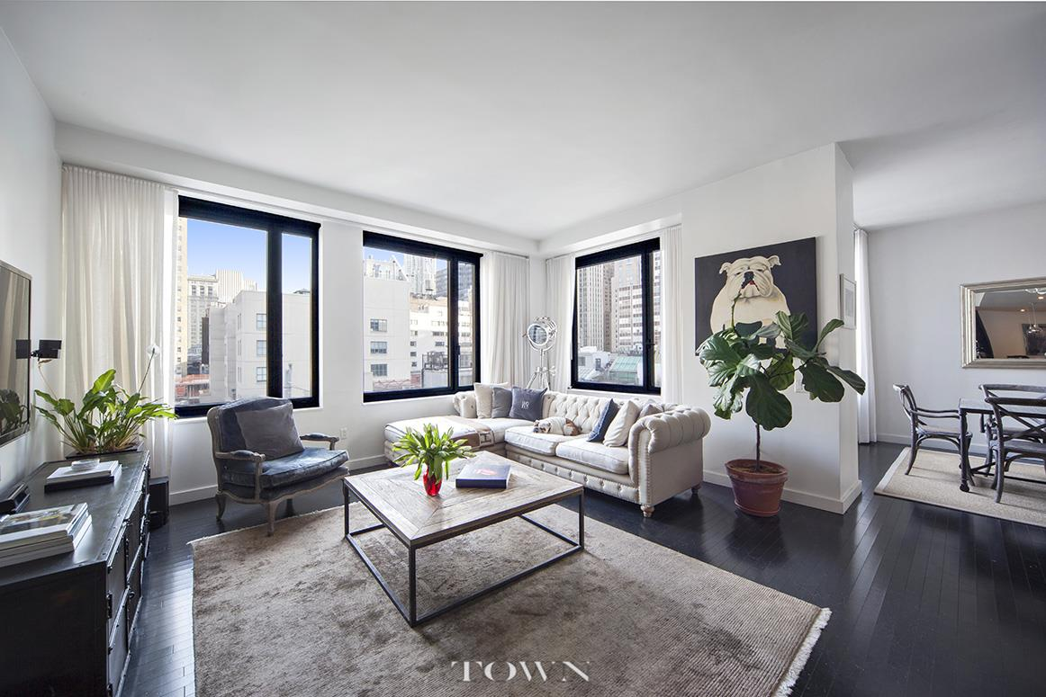 Condominium for Sale at Smyth Tribeca, 85 West Broadway, #10s 85 West Broadway New York, New York 10007 United States