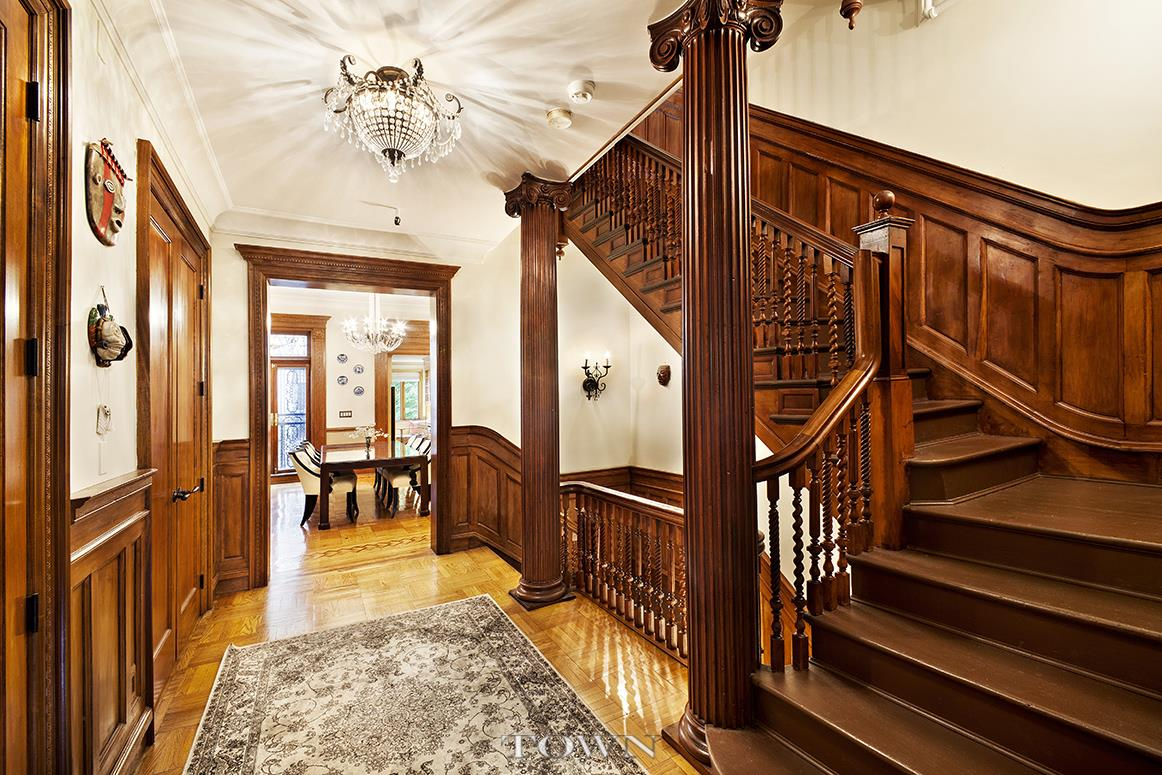 Townhouse for Sale at 341 West 84th Street 341 West 84th Street New York, New York 10024 United States
