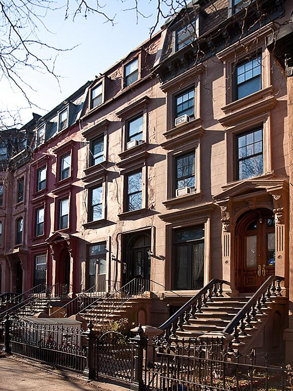 Casa Multifamiliar por un Venta en 556 Washington Avenue Brooklyn, Nueva York 11238 Estados Unidos