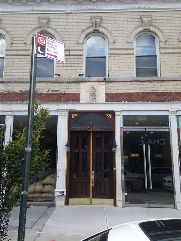 Commercial for Rent at 42 Washington Avenue Brooklyn, New York 11205 United States