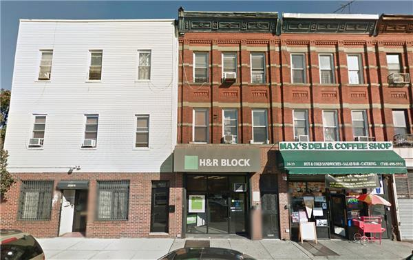 Commercial for Sale at 2619 - 2623 Atlantic Avenue 2619-2623 Atlantic Avenue Brooklyn, New York 11207 United States