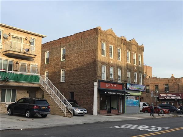 Commercial for Sale at 1721 Bath Avenue Brooklyn, New York 11214 United States