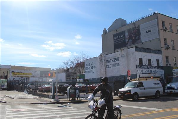 Commercial for Sale at 148 - 154 Flushing Avenue and 7 Vanderbilt Avenue Brooklyn, New York 11205 United States