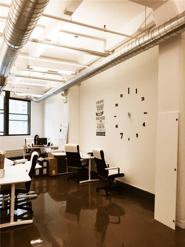 Commercial for Rent at Best DUMBO location, 1175SQFT, loft style office space 55 Washington Street Brooklyn, New York 11201 United States