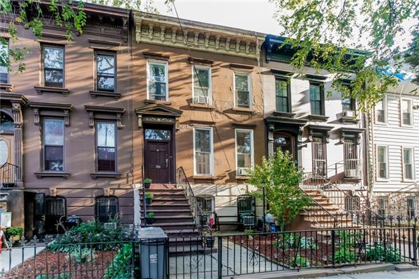 Single Family Home for Sale at 794 Quincy Street Brooklyn, New York 11221 United States