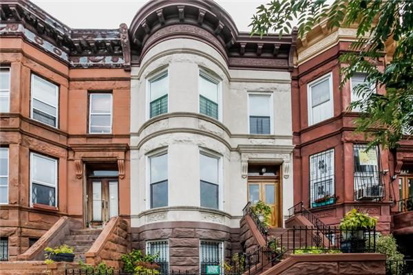 Multi-Family Home for Sale at 1111 Park Place Brooklyn, New York 11213 United States