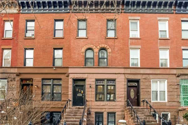 Multi-Family Home for Sale at 1205 Bergen Street 1205 Bergen Street Brooklyn, New York 11213 United States