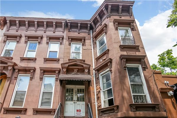 Single Family Home for Sale at 503 Halsey Street Brooklyn, New York 11233 United States