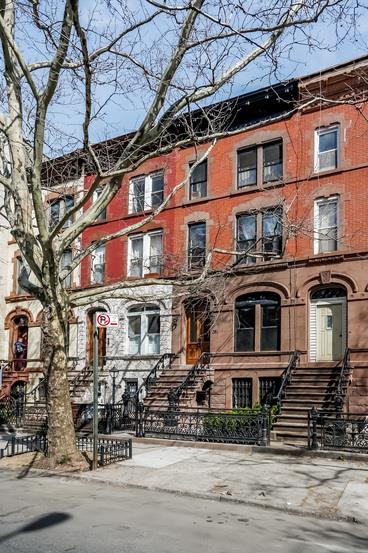 Single Family Home for Sale at 283 Halsey Street 283 Halsey Street Brooklyn, New York 11216 United States