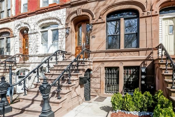 Additional photo for property listing at 283 Halsey Street 283 Halsey Street Brooklyn, New York 11216 United States