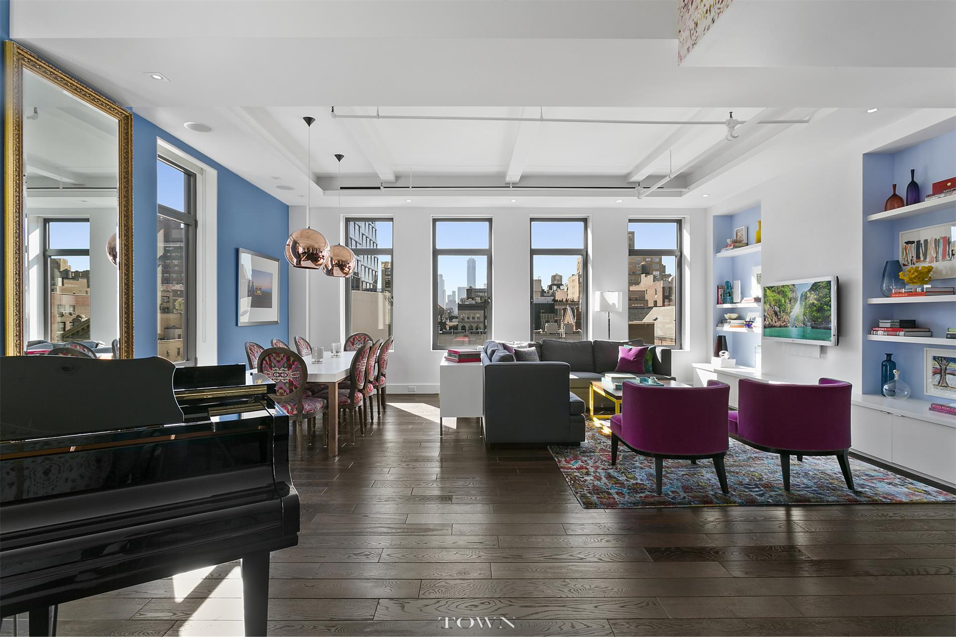 Additional photo for property listing at 40-42 West 17th Street, #8-B 40-42 West 17th Street New York, New York 10011 United States