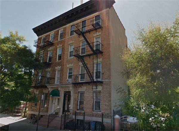 Single Family Home for Sale at 1564 Pacific Street Brooklyn, New York 11213 United States