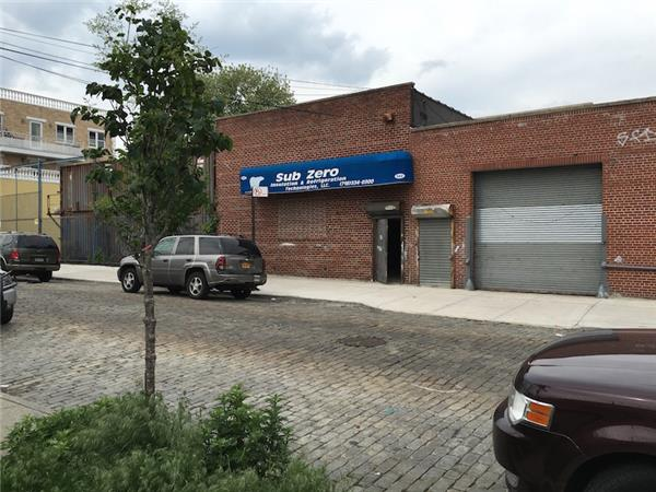 Commercial for Sale at 142 Van Dyke Street Brooklyn, New York 11231 United States
