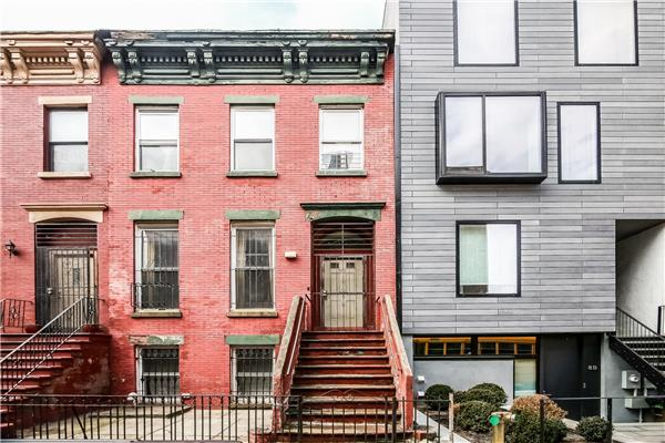 Multi-Family Home for Sale at 10 Downing Street Brooklyn, New York 11238 United States