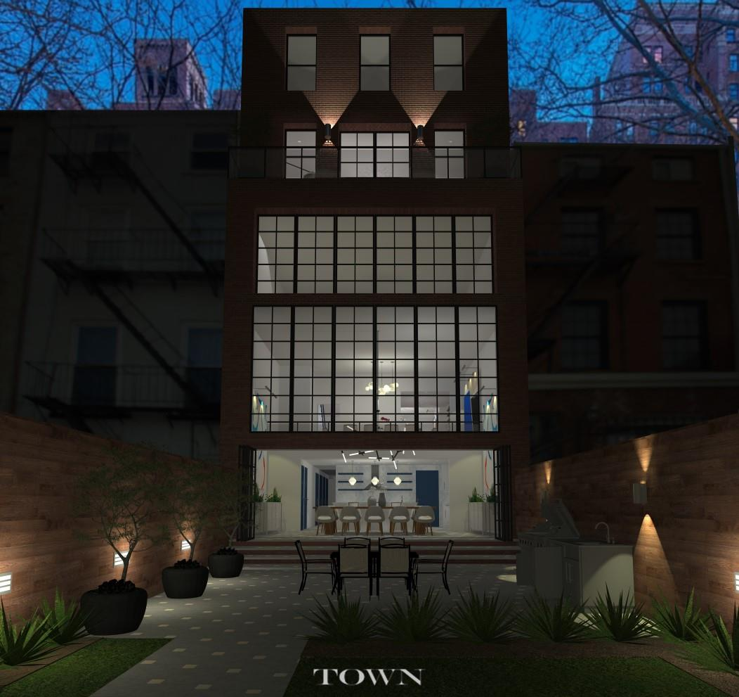 Townhouse for Sale at 308 Hicks Street 308 Hicks Street Brooklyn, New York 11201 United States
