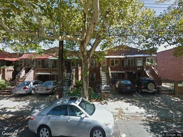 Single Family Home for Sale at 1123 East 99th Street 1123 East 99th Street Brooklyn, New York 11236 United States