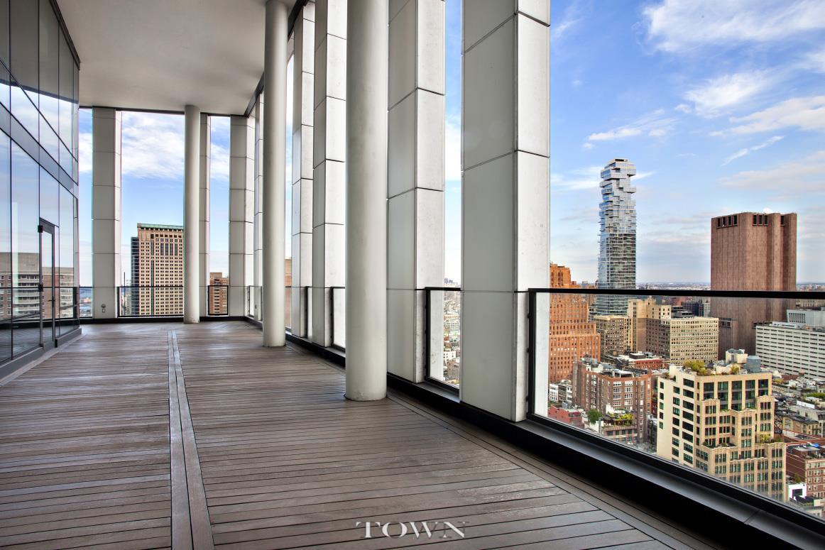 Condominium for Rent at 101 Warren Street, #3250 101 Warren Street New York, New York 10013 United States