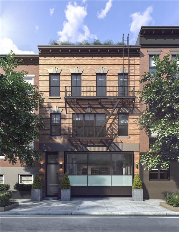 110 President Street Columbia Street Waterfront Dist. Brooklyn NY 11231