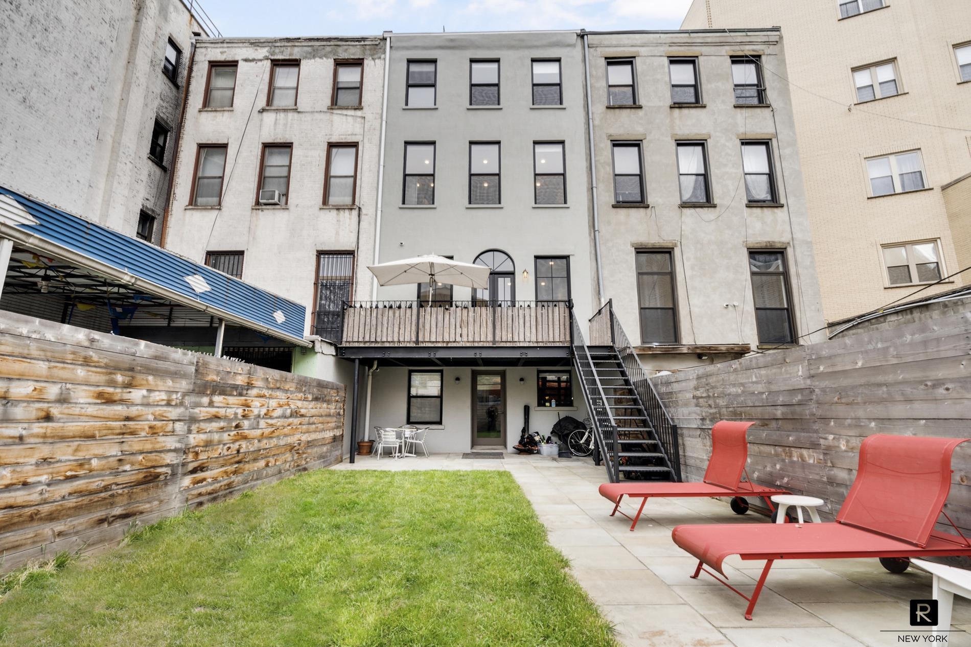 36 Claver Place Clinton Hill Brooklyn NY 11238