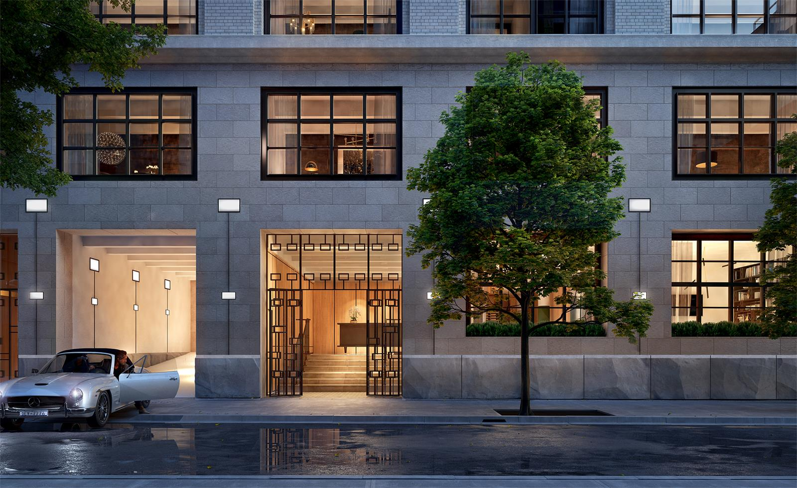 90 Morton Street W Greenwich Village New York NY