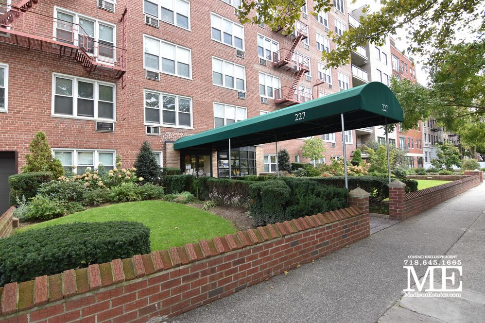 227 Ocean Parkway Kensington Brooklyn NY 11218