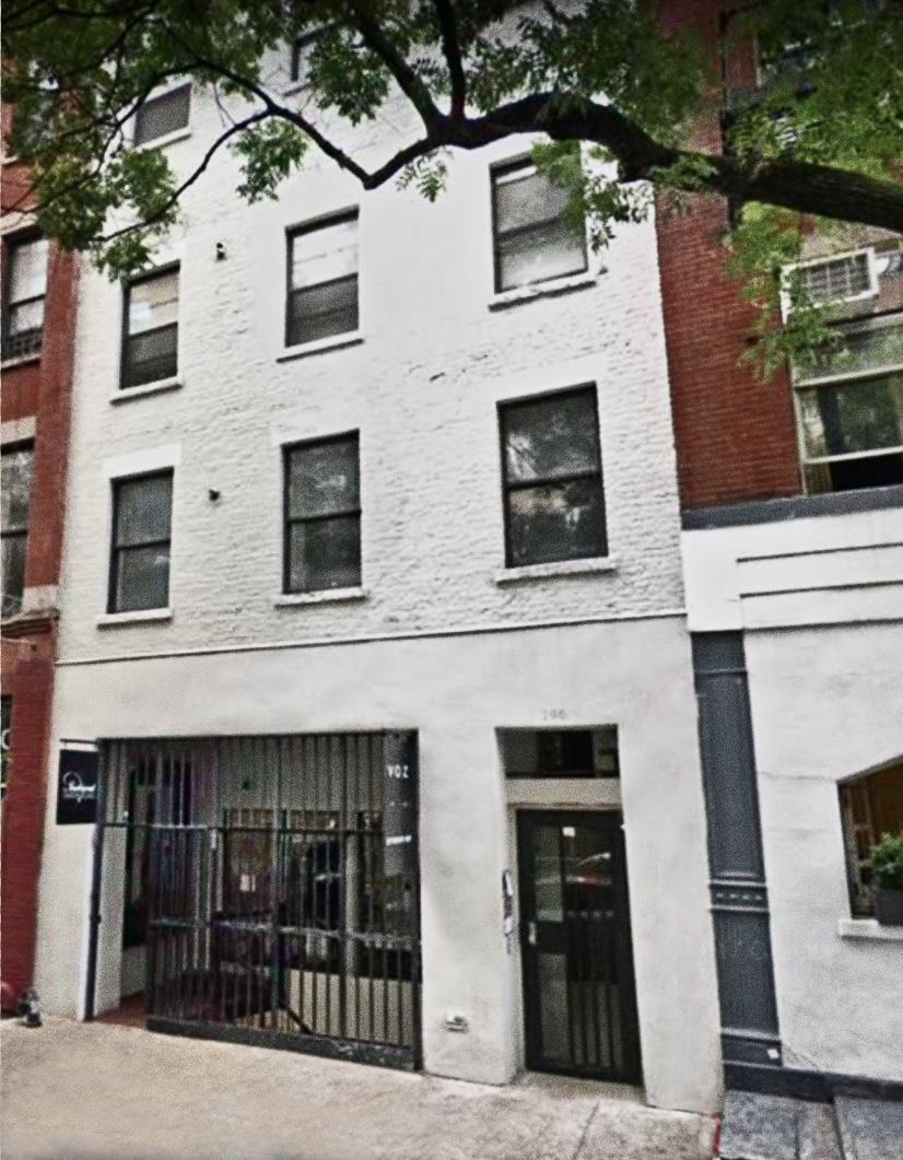 296 Elizabeth Street Noho New York NY 10012