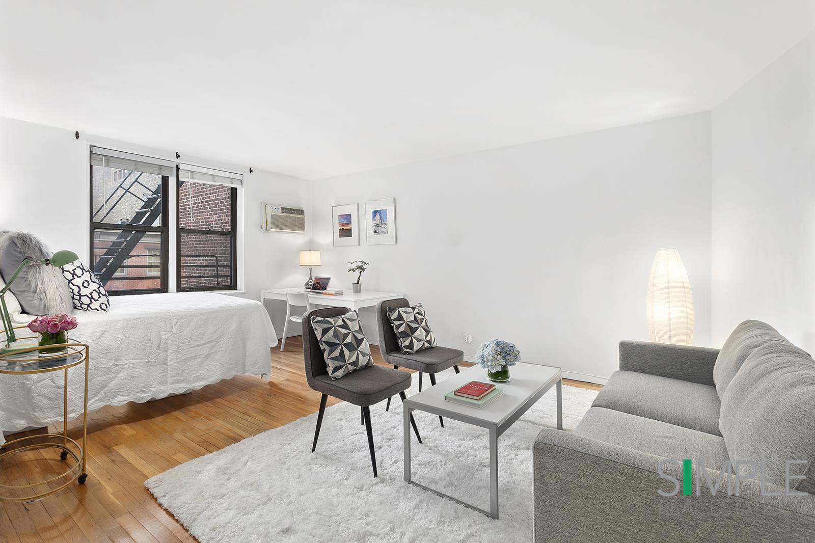 100 Bank Street W. Greenwich Village New York NY 10014