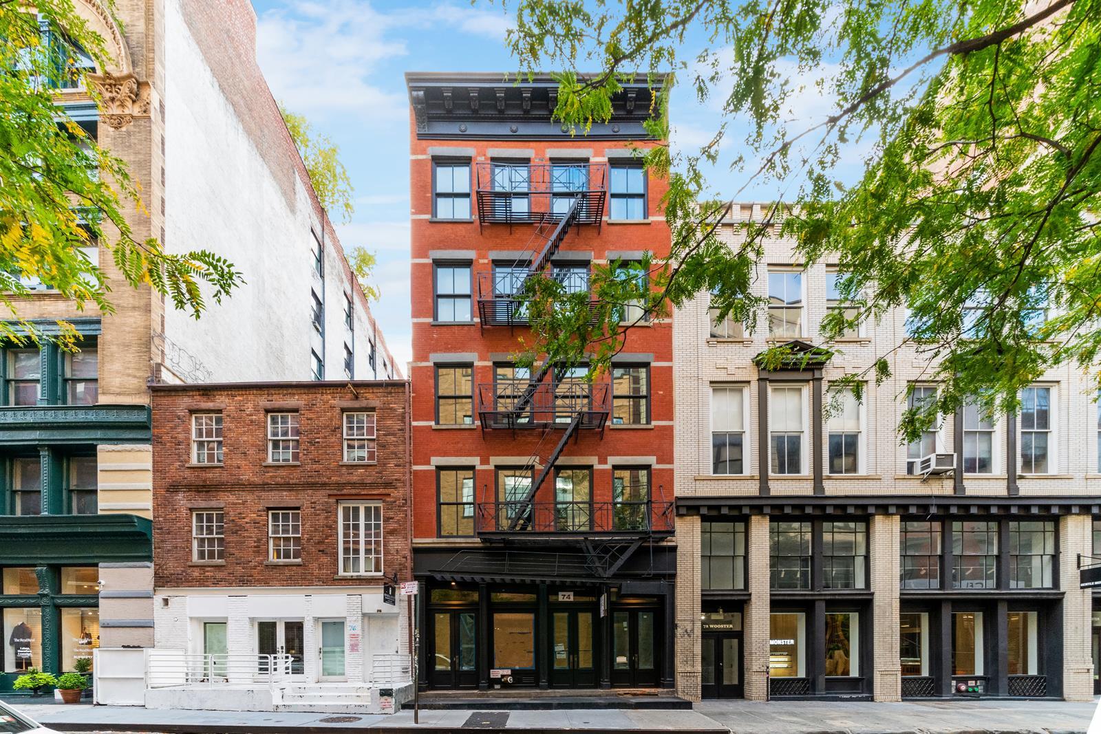 74 Wooster Street Soho New York NY 10012