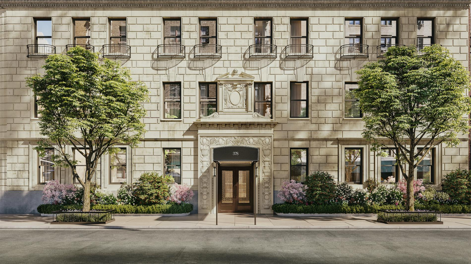 378 West End Avenue 8-A Upper West Side New York NY 10024