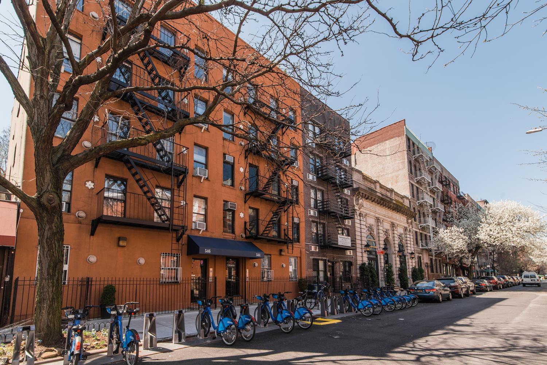 544 East 11th Street E. Greenwich Village New York NY 10009