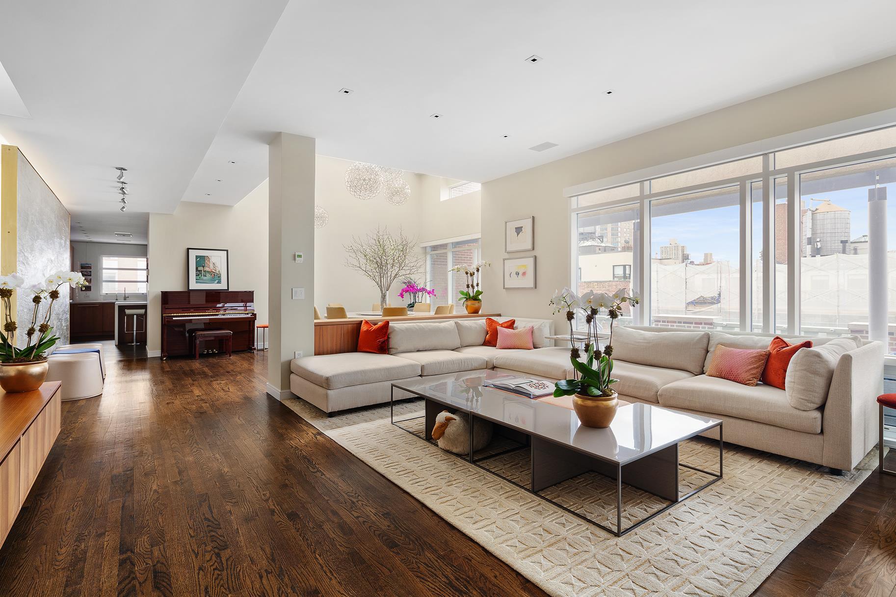 1150 Fifth Avenue PH-B Carnegie Hill New York NY 10128