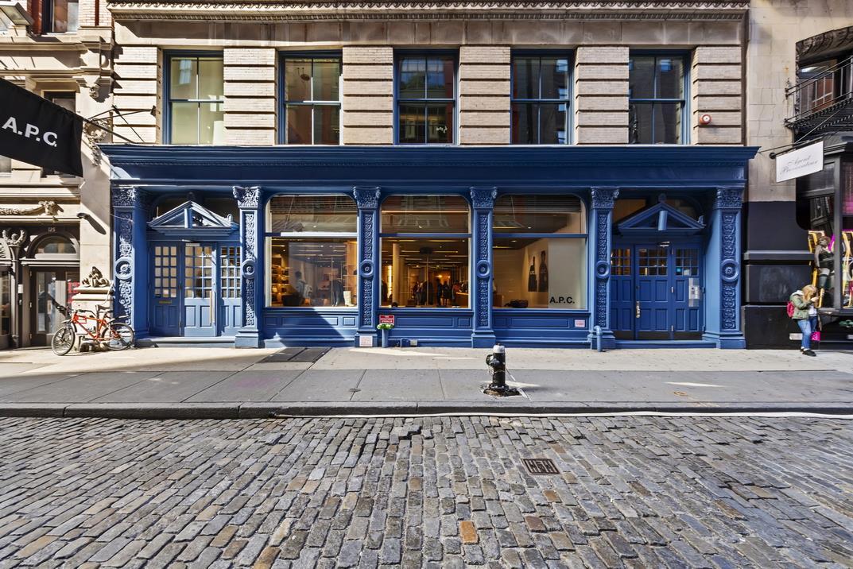 131 Mercer Street Soho New York NY 10012