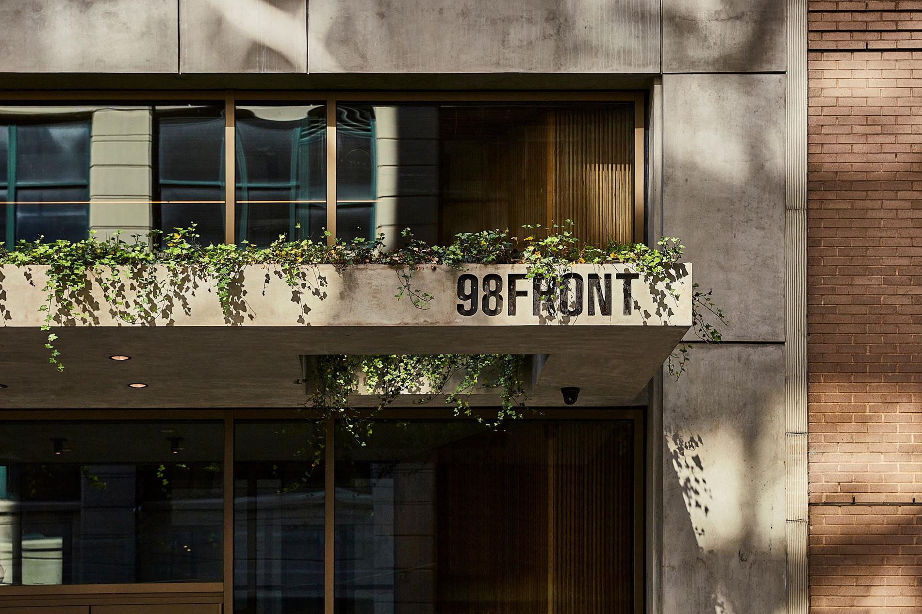 98 Front Street Dumbo Brooklyn NY 11201