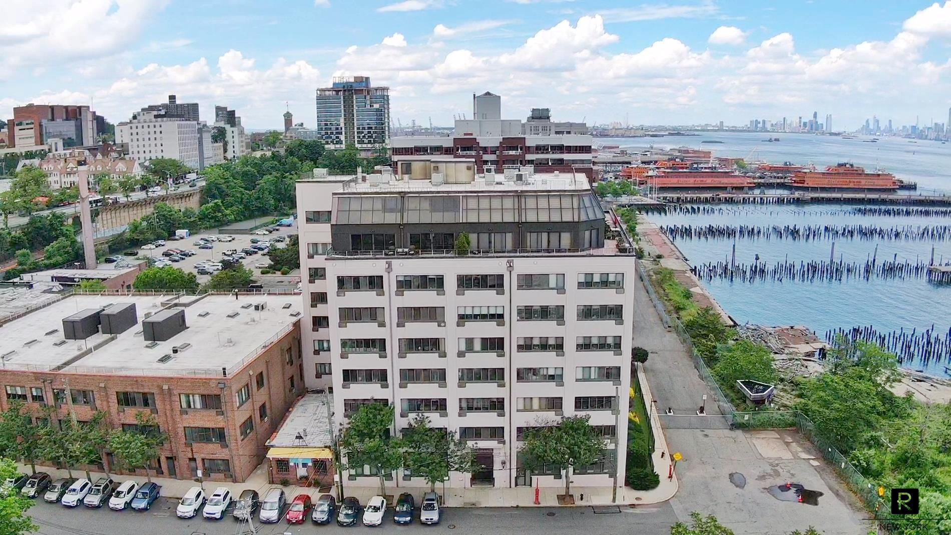10 Bay Street Landing St. George Staten Island NY 10301
