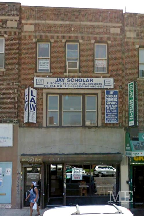 1655 Bedford Avenue Crown Heights Brooklyn NY 11225