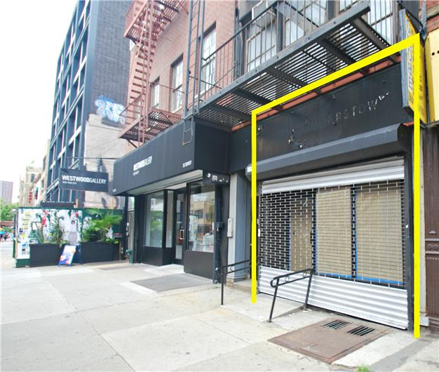 264 Bowery New York NY 10012
