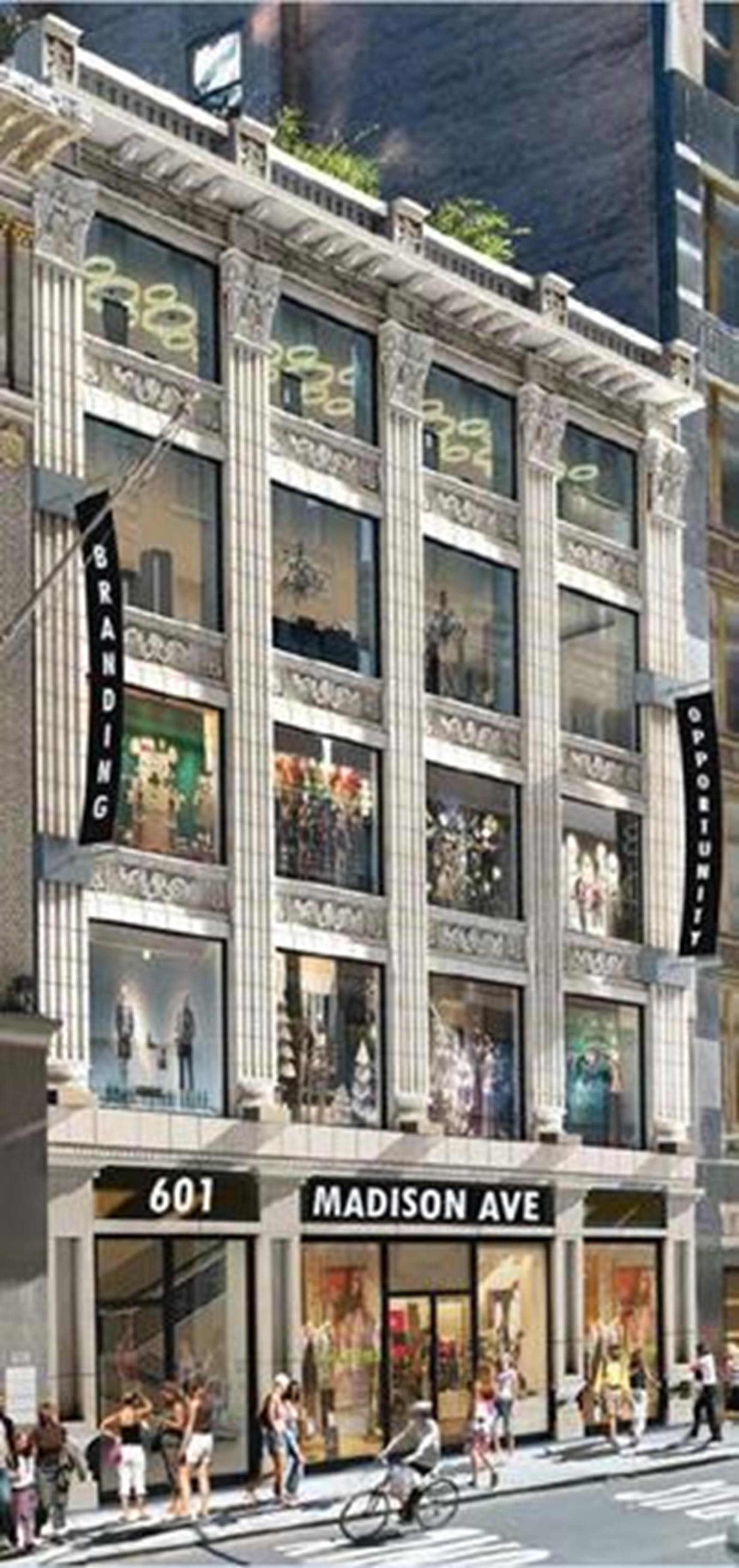 601 Madison Avenue NEW YORK NY 10022