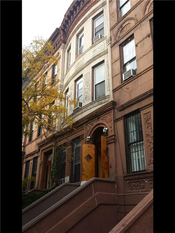 79 West 119th Street Mt. Morris Park New York NY 10026