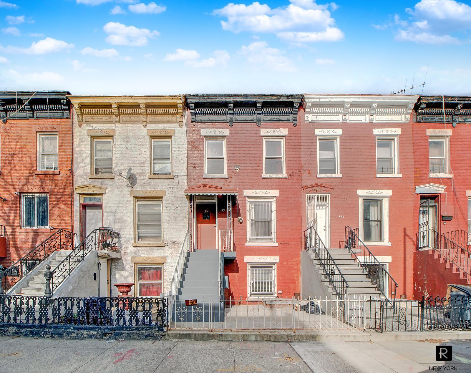 65 Somers Street Ocean Hill Brooklyn NY 11233