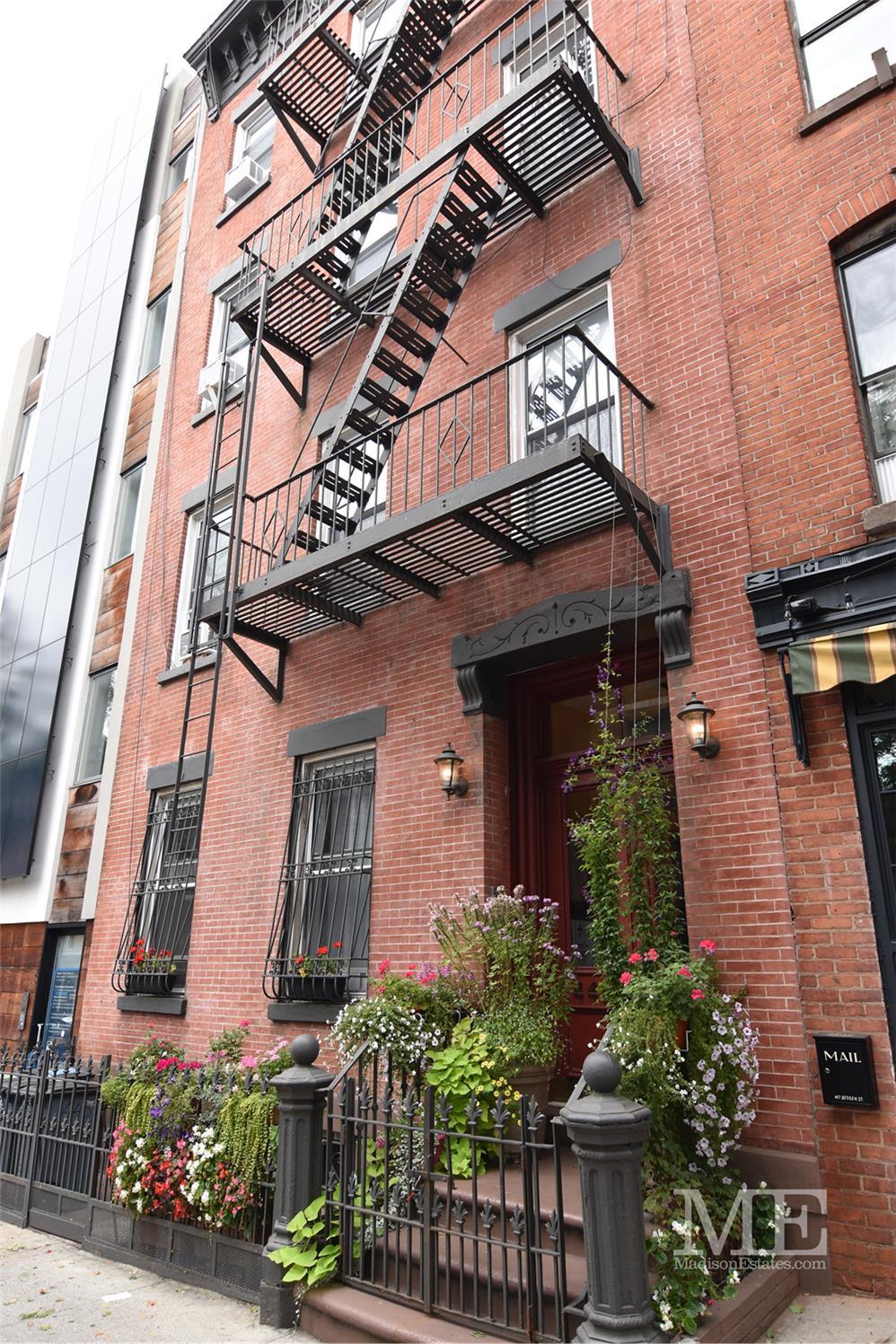 445 Bergen Street Park Slope Brooklyn NY 11217