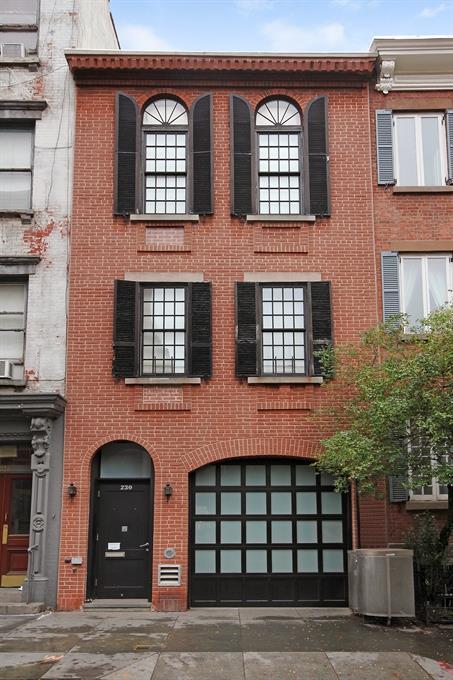 230 West 10th Street W. Greenwich Village New York NY 10014