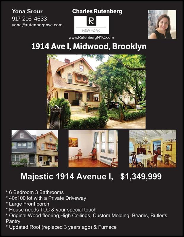 1914 Avenue I Ditmas Park Brooklyn NY 11230