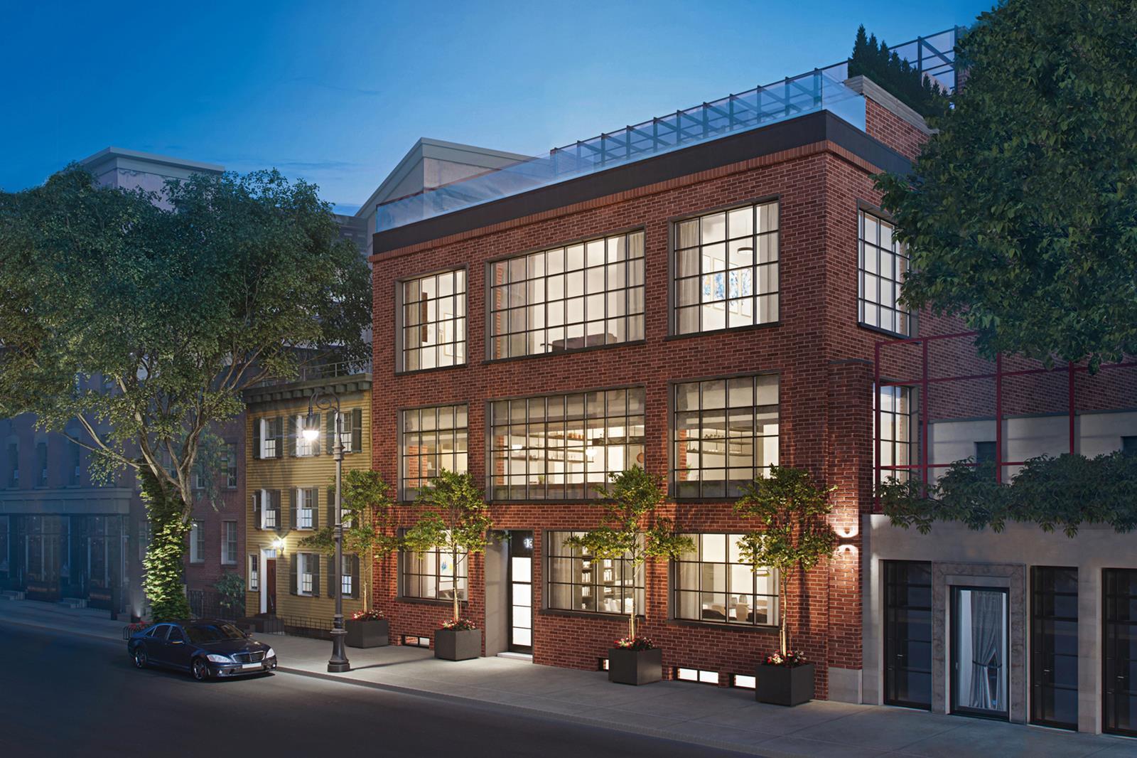 134 Charles Street W. Greenwich Village New York NY 10014