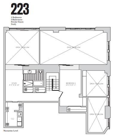 421 Hudson Street Greenwich Village New York NY 10014